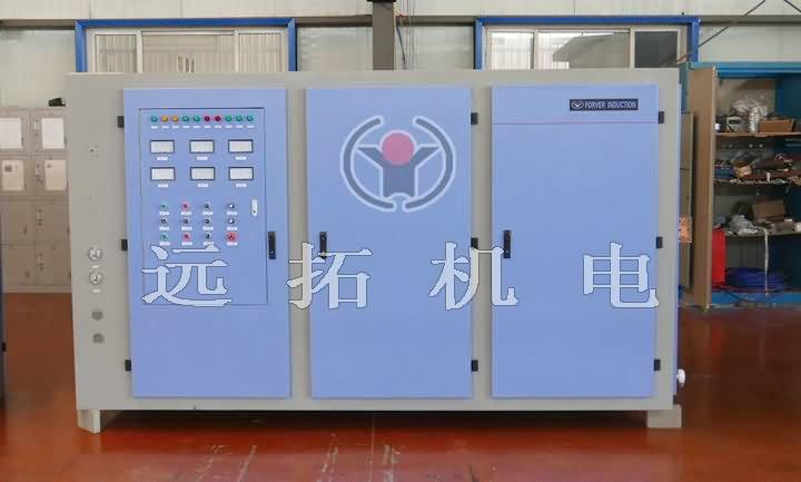 IGBT智能变频变载自适应感应加热电源