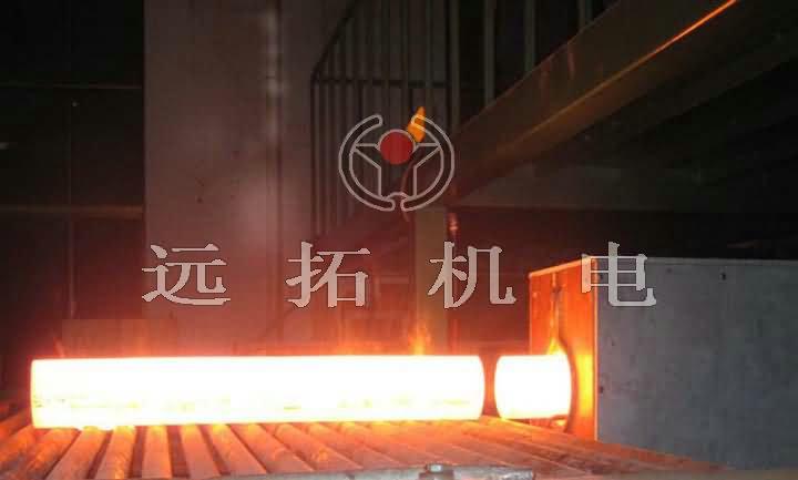 锻造连续加热炉改造
