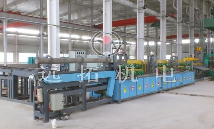 熱軋圓鋼生產線