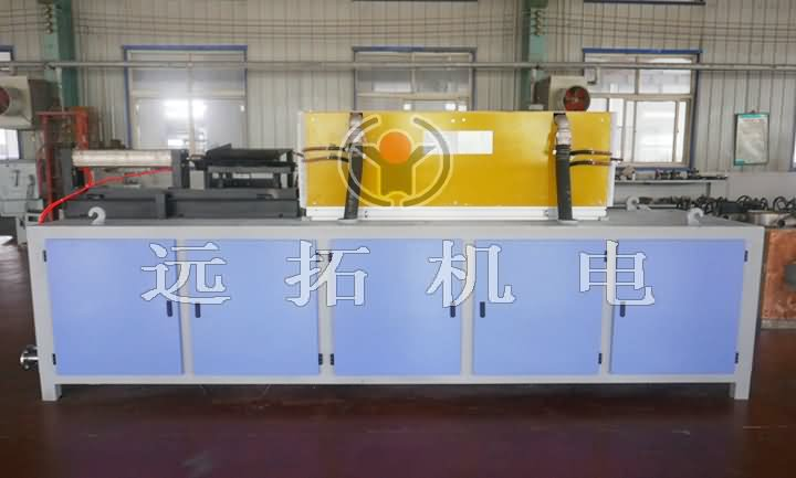 Heating equipment for forging round steel