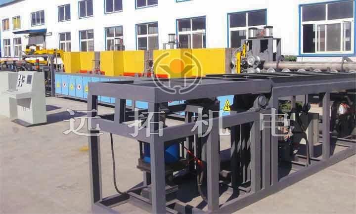 圓鋼鍛造加熱設備