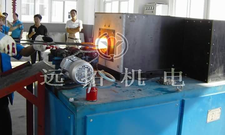 管材电锻造加热炉