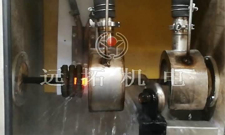 抽油杆热处理线