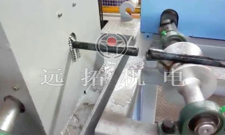 扭杆热处理生产线