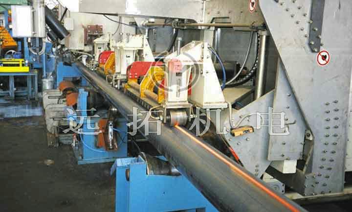 高频焊钢管焊缝退火炉