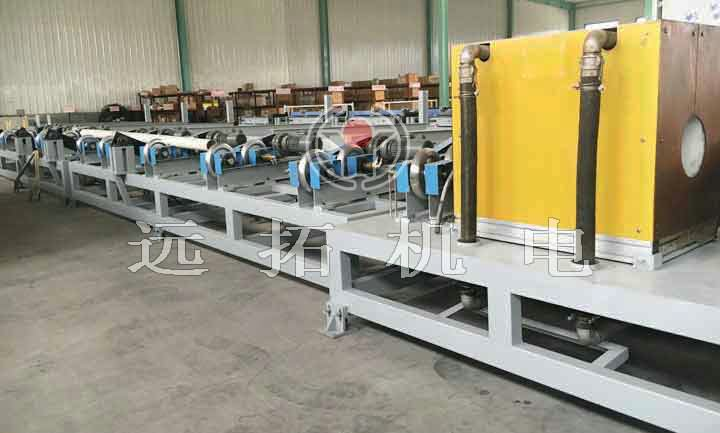 Stainless steel annealing equipment