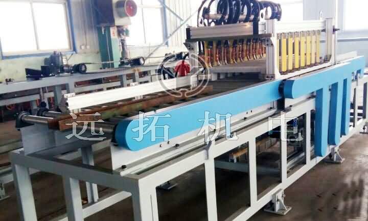 板材调质生产线