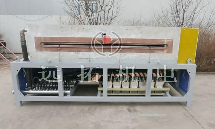 热轧板坯加热生产线