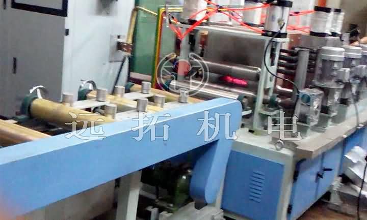 钢板淬火生产线