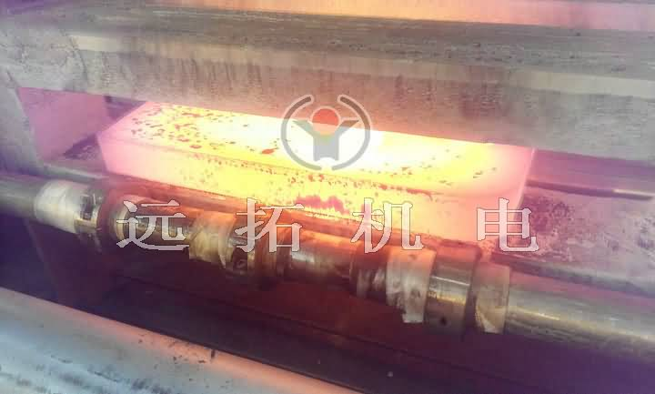 连续钢板加热炉