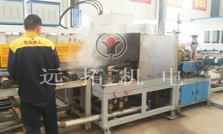 Medium frequency surface hardening equipment