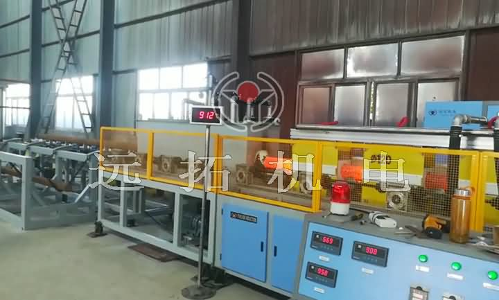研磨钢棒热处理线