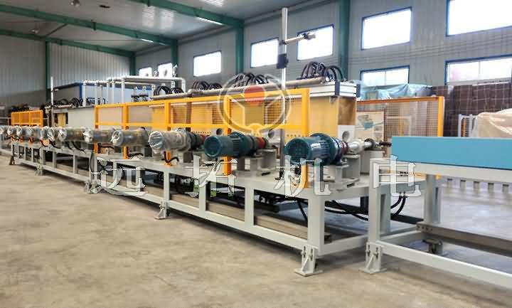 鋼管調質設備