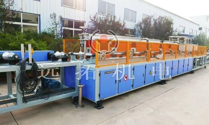 钢筋淬火热处理生产线