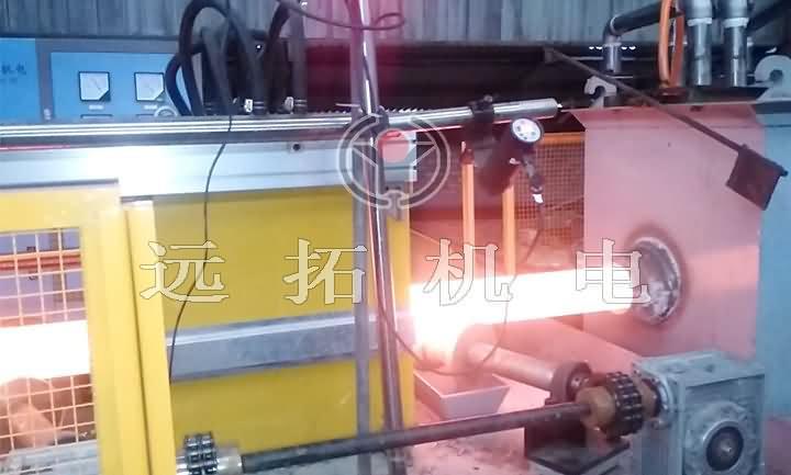 钢棒表面淬火设备