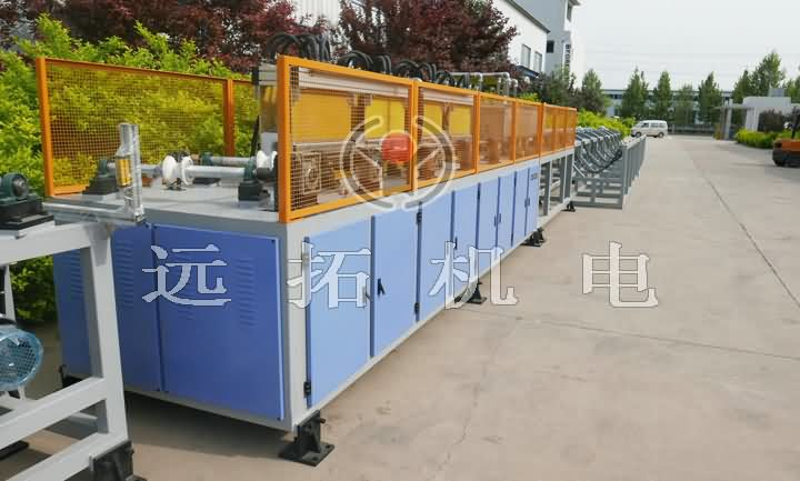 中频热处理生产线