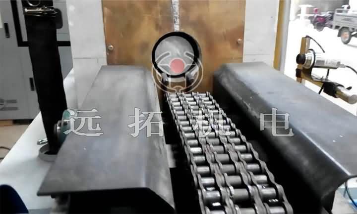 铝坯挤压加热设备