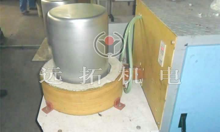 铝桶感应加热设备