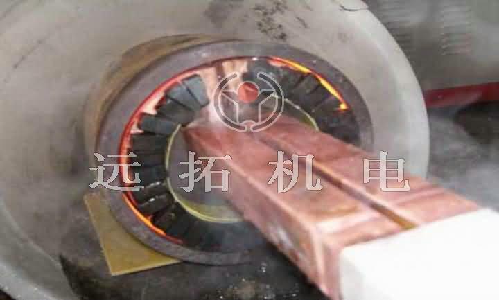 泵管内壁淬火设备