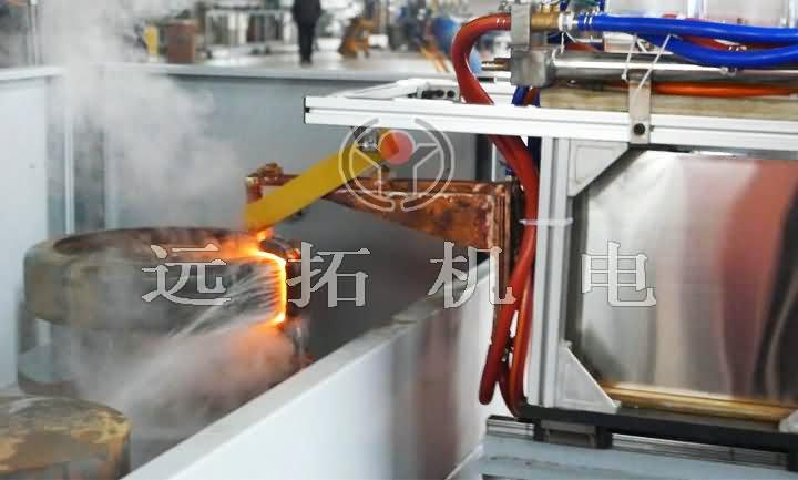 引导轮热处理炉