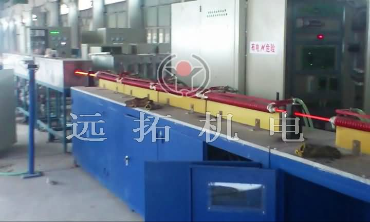 鋼絲淬火熱處理設備