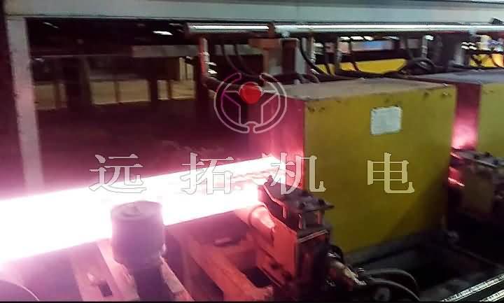 鋼坯在線加熱爐