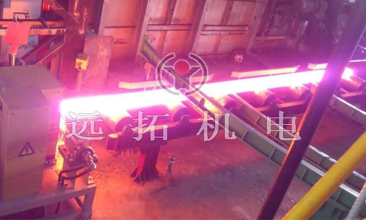鋼坯二次加熱生產線