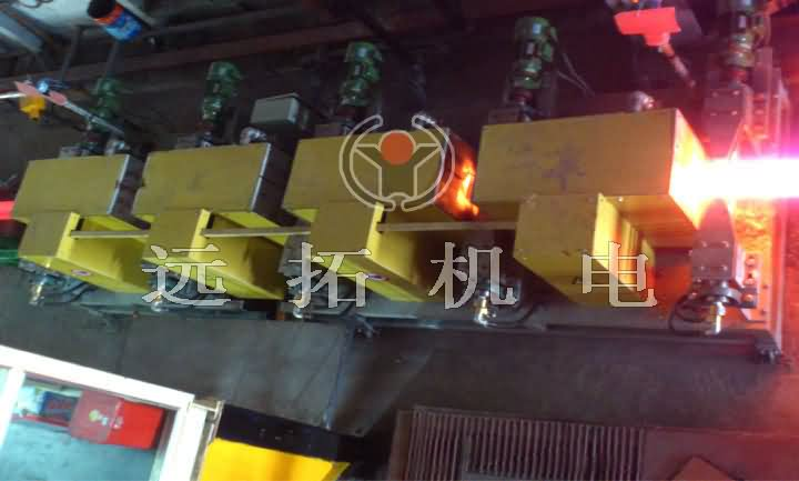 鋼坯電加熱生產線