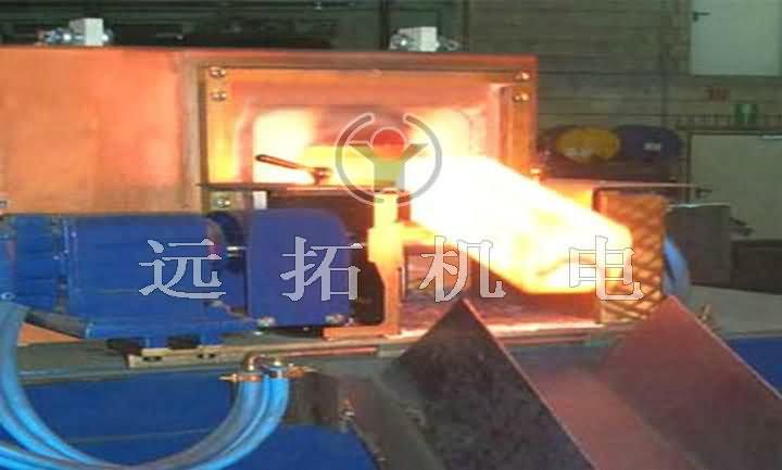 钢坯锻造中频感应炉