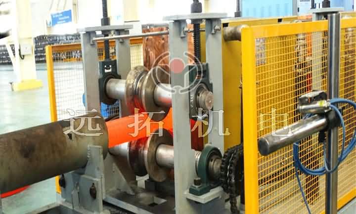 熱軋鋼球生產線
