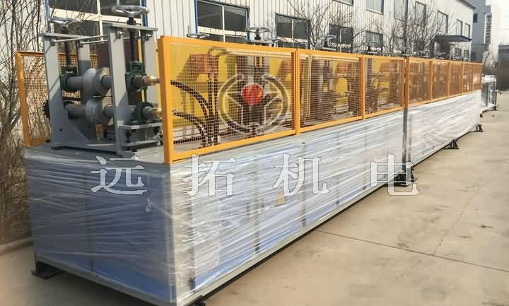 钢球热轧生产线