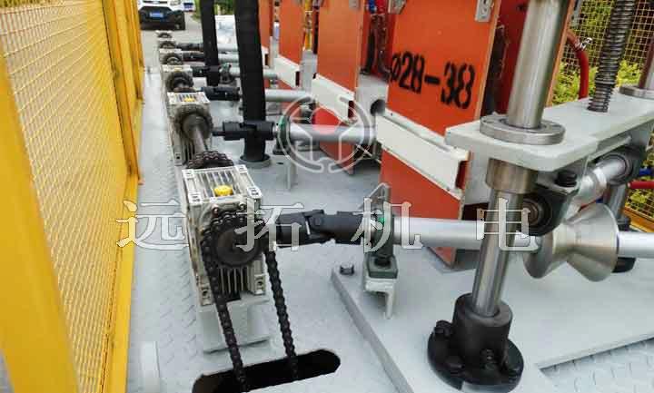 鋼管擴管加熱設備