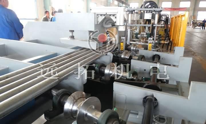 不锈钢管热处理调质炉