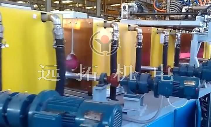 Quenching and tempering furnace