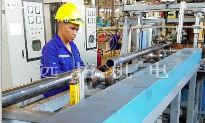 钢管热处理生产线