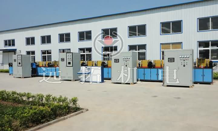 Heating furnace for stainless steel hot rolling