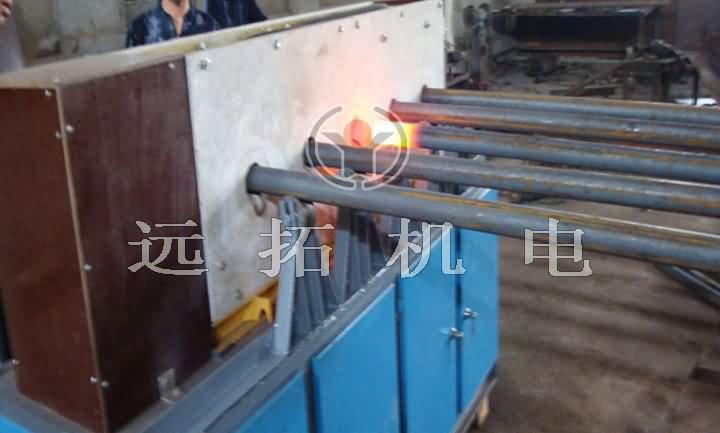 棒材、圆钢端部加热炉