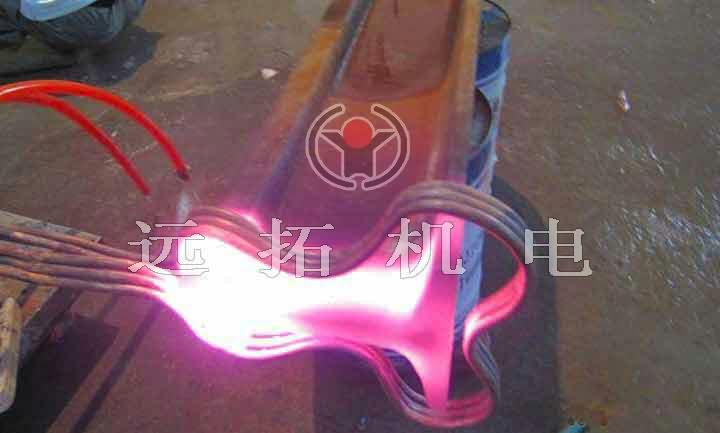 H型钢电加热炉