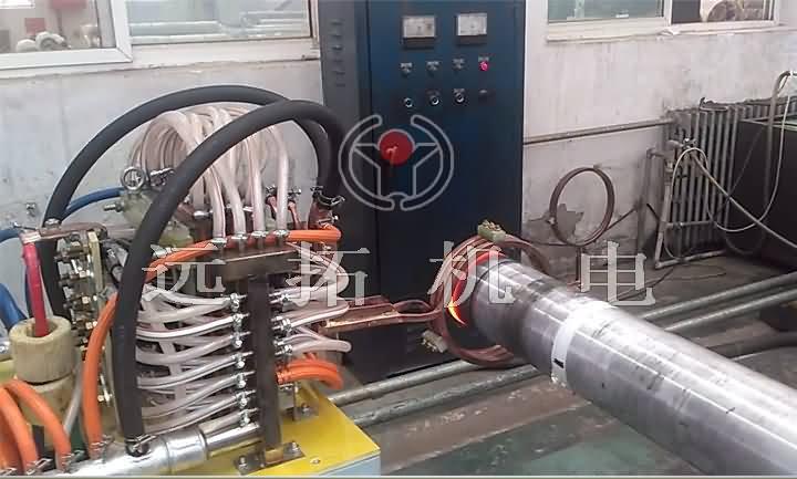 鋼管縮口加熱爐