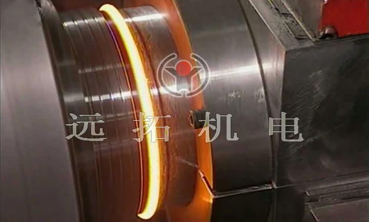 高频焊钢管焊缝退火电炉
