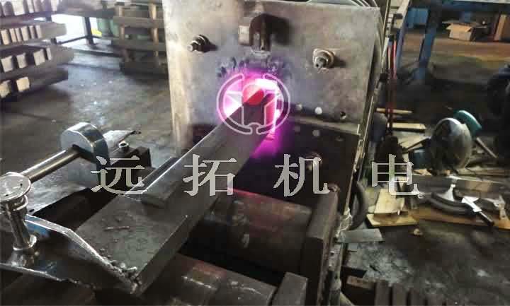 角钢感应加热电炉