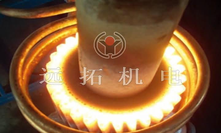 齿轮轴淬火设备