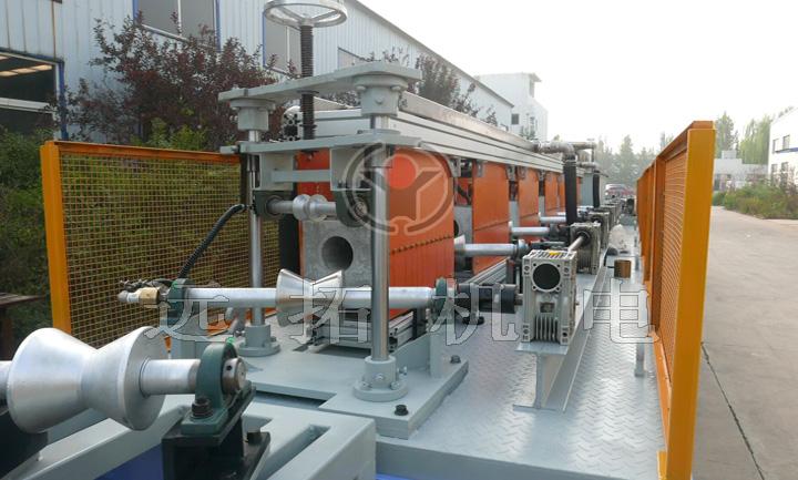 钢筋热处理生产线