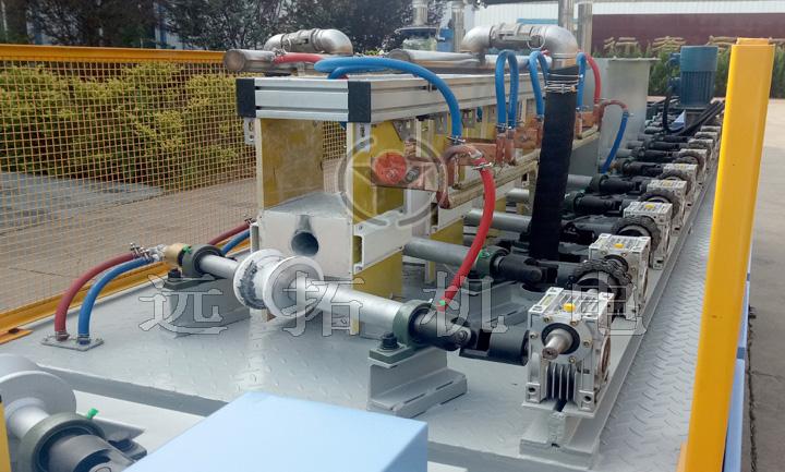 扭杆热处理设备
