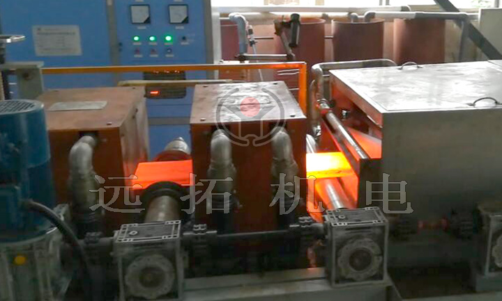 Plate surface hardening equipment
