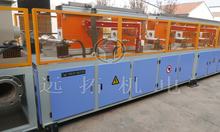 Stainless steel treatment furnace