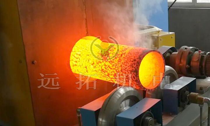高频焊钢管连续退火生产线