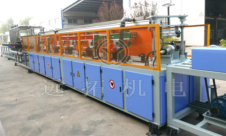 钢棒热处理调质炉-新型嵌入式控制