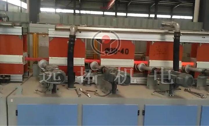 钢球轧制生产设备