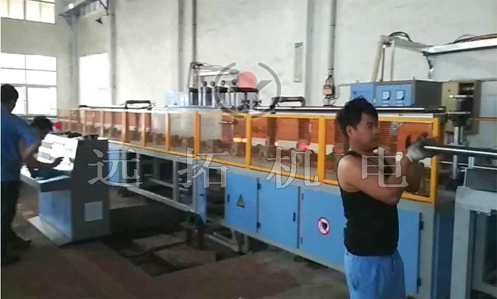 无缝钢管热处理设备